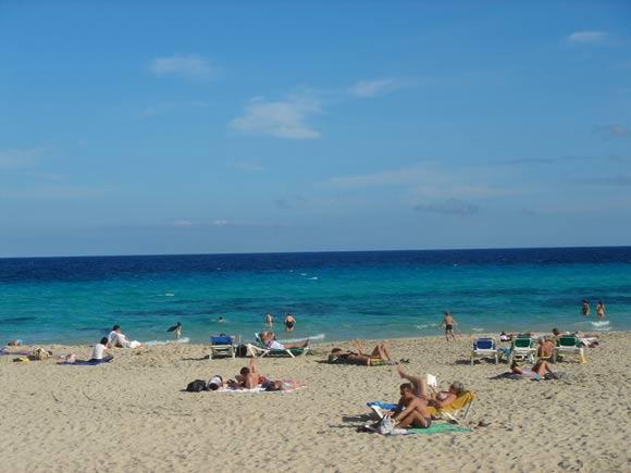 Satsang, Strand und Nachtleben auf Mallorca - 20 Feb 11