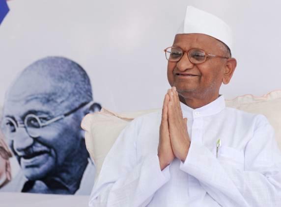 Anna Hazare festgenommen – Spiel der Politik und Korruption – 16 Aug 11