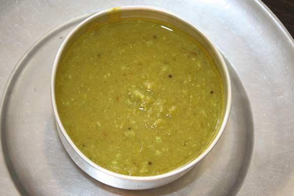 Shahi Aloo Matar - Rezept für königliche Kartoffeln in Erbsensoße - 22 Okt 11