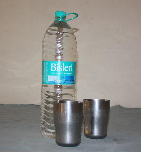 Touristen in Indien: Achte darauf, was du trinkst - unser Ashram Wasser ist sauber! - 26 Okt 11