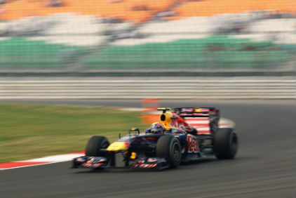 Millions spent for Formula 1 Car Race in India where Millions don't get proper Food – 31 Oct 11