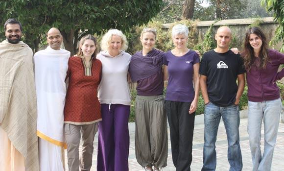 Erfahrungen von Meditation und Ayurveda Yoga Retreat im Ashram - 24 Nov 11
