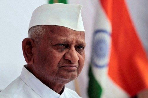 Anna Hazare hat Mahatma Gandhi vergessen – Öffentliches Verprügeln von Alkoholikern – 28 Nov 11