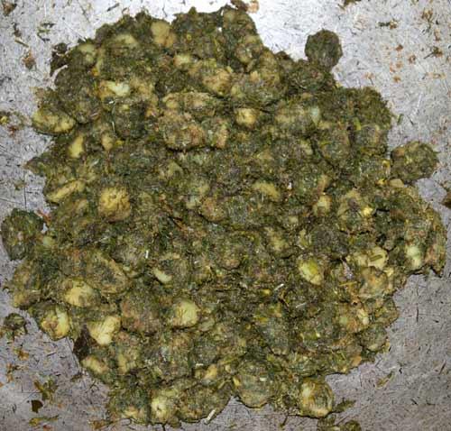Alu Soa Rezept - Ayurvedische Kartoffeln mit Dill - 17 Dez 11