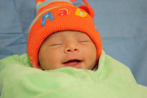 Geburt unserer kleinen Apra - 10 Jan 12