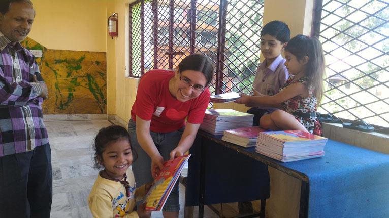 Neue Arbeitshefte für unsere kleinsten Schulkinder – 22 Okt 16